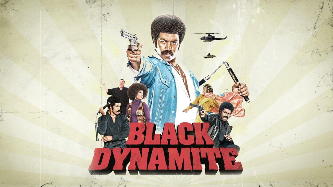 Black Dynamite backdrop