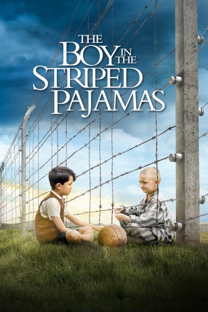 The Boy in the Striped Pajamas poster