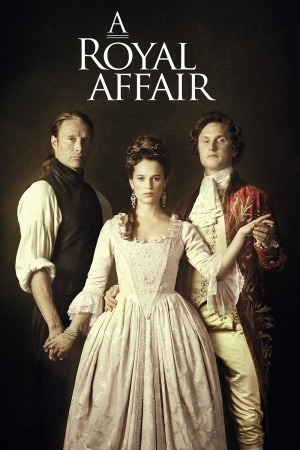 A Royal Affair poster