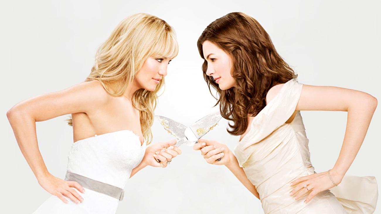Bride Wars backdrop