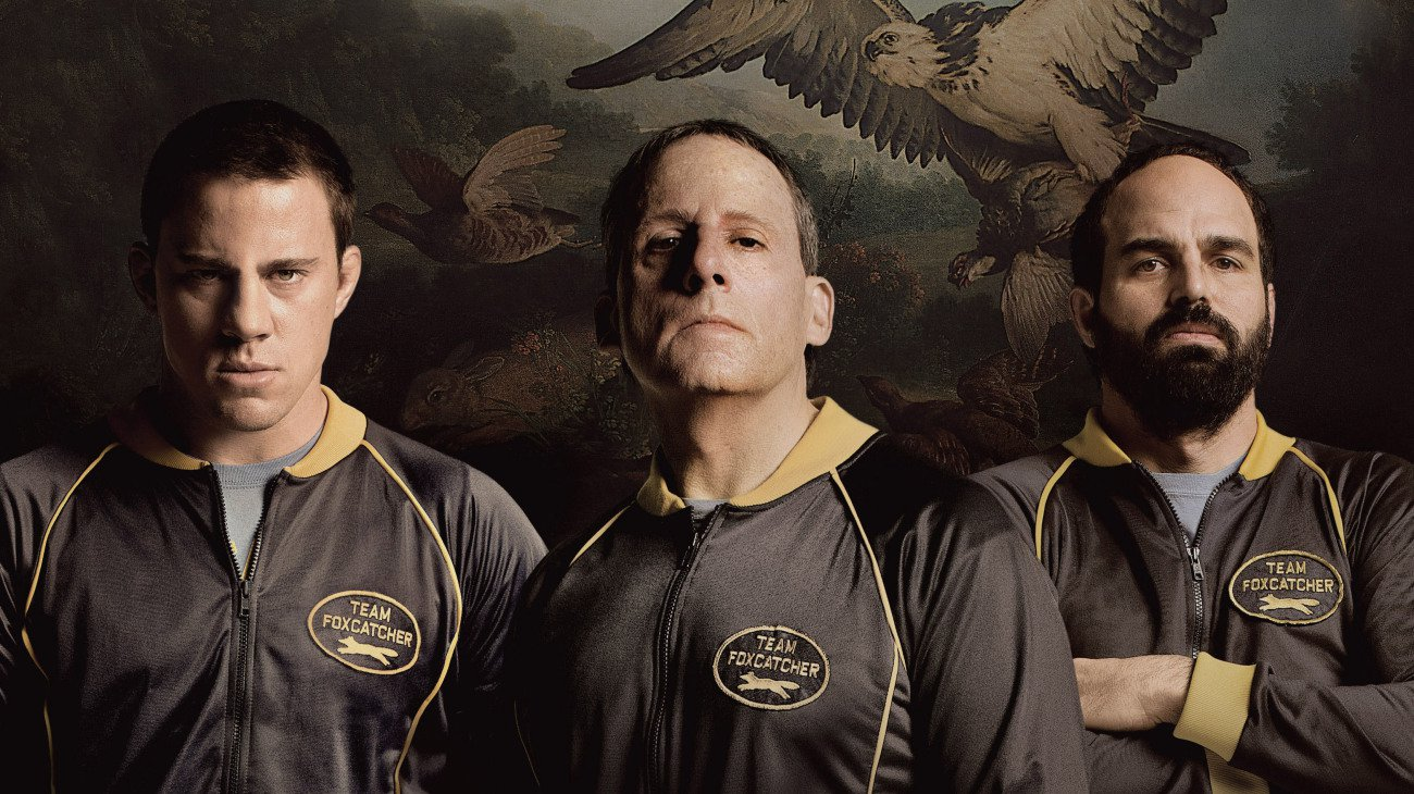 Foxcatcher backdrop