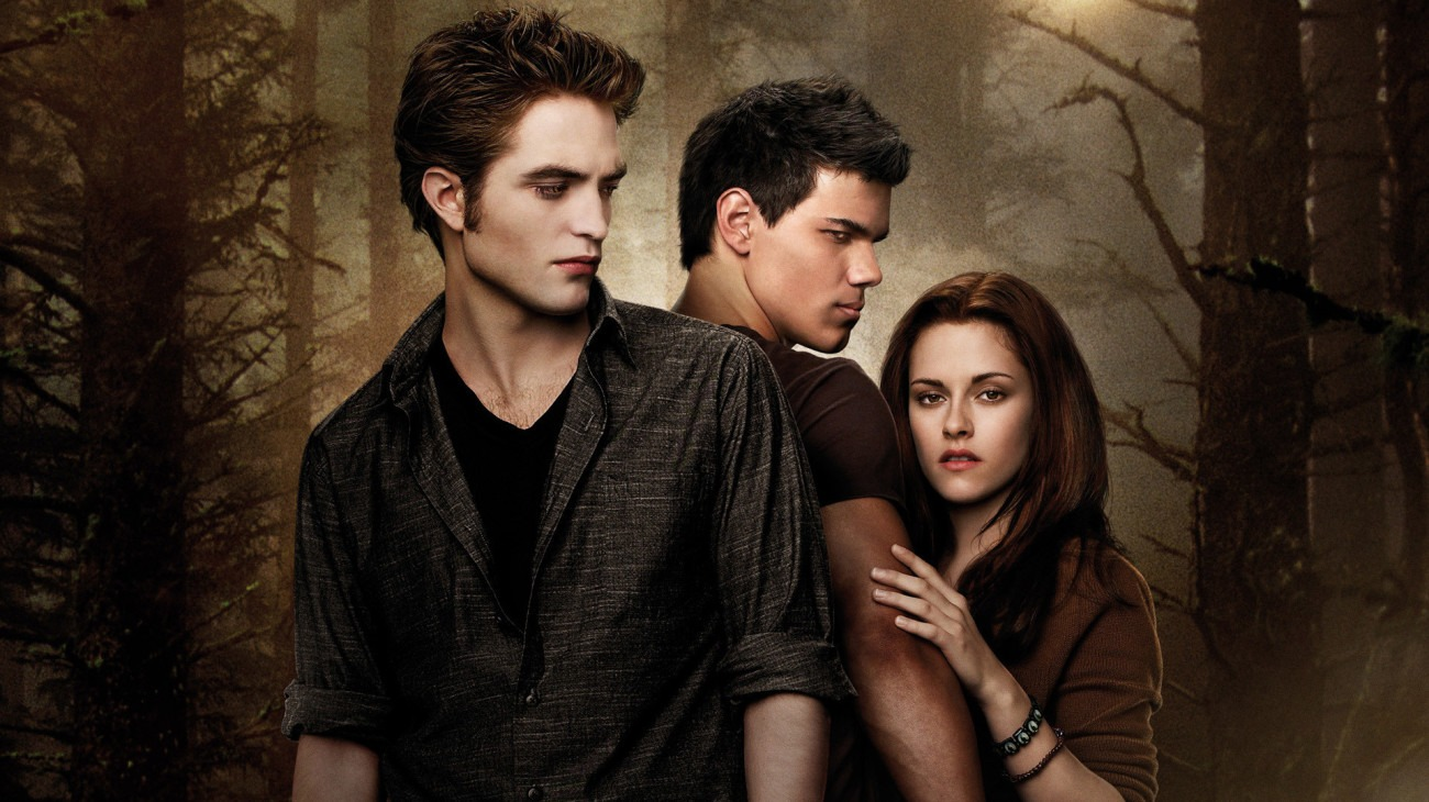 The Twilight Saga: New Moon backdrop