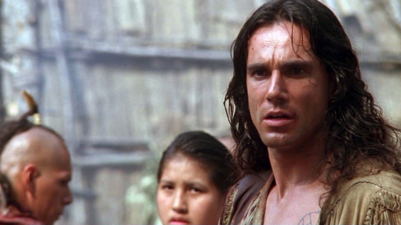 The Last of the Mohicans backdrop