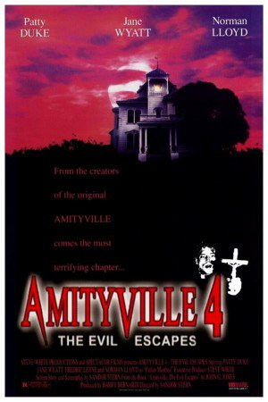 Amityville 4: The Evil Escapes poster