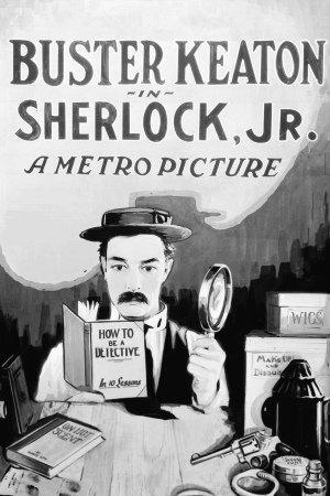 Sherlock, Jr. poster