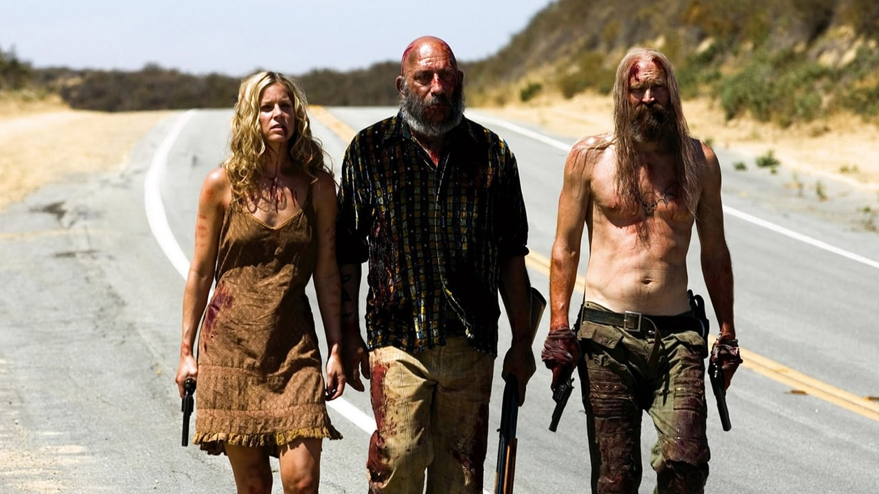 The Devil's Rejects backdrop