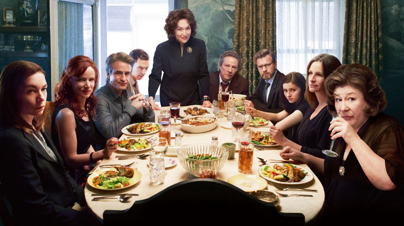 August: Osage County backdrop