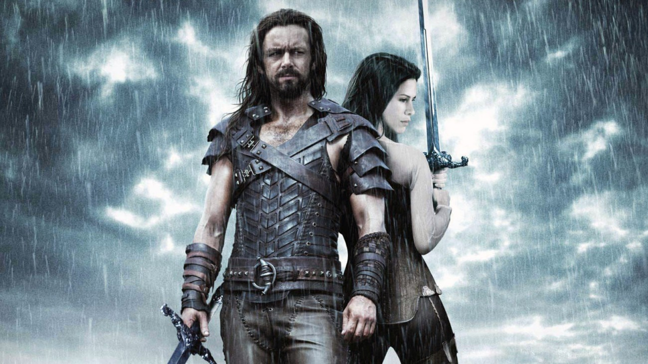 Underworld: Rise of the Lycans backdrop
