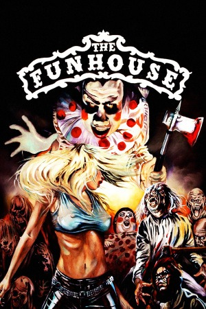 The Funhouse poster