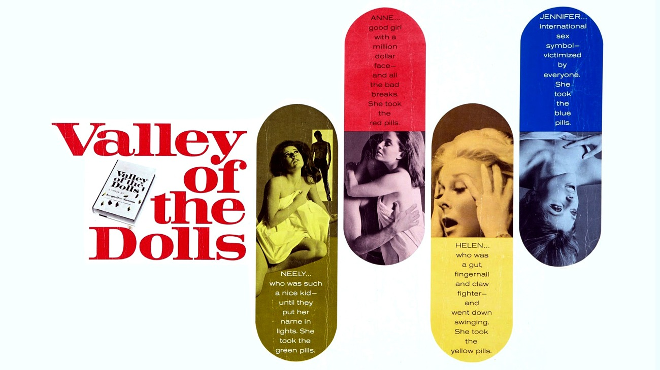 Valley of the Dolls backdrop