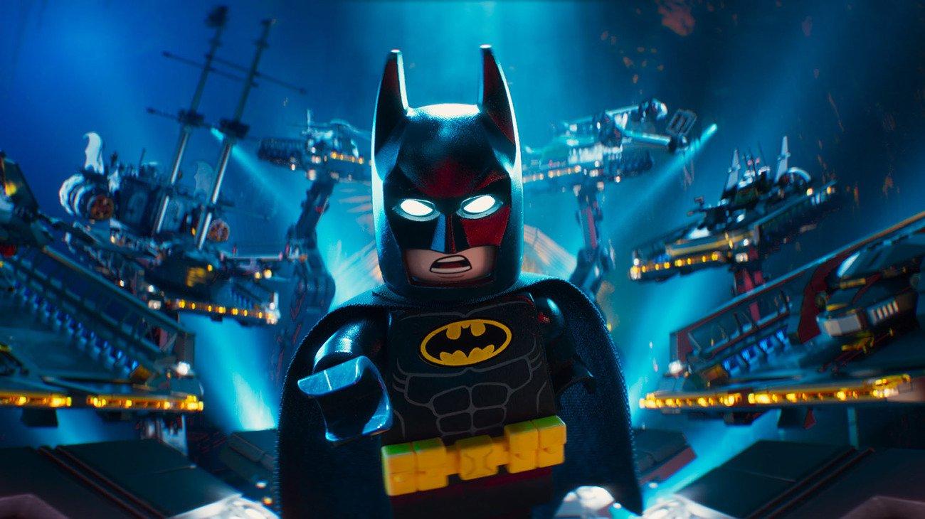The Lego Batman Movie backdrop