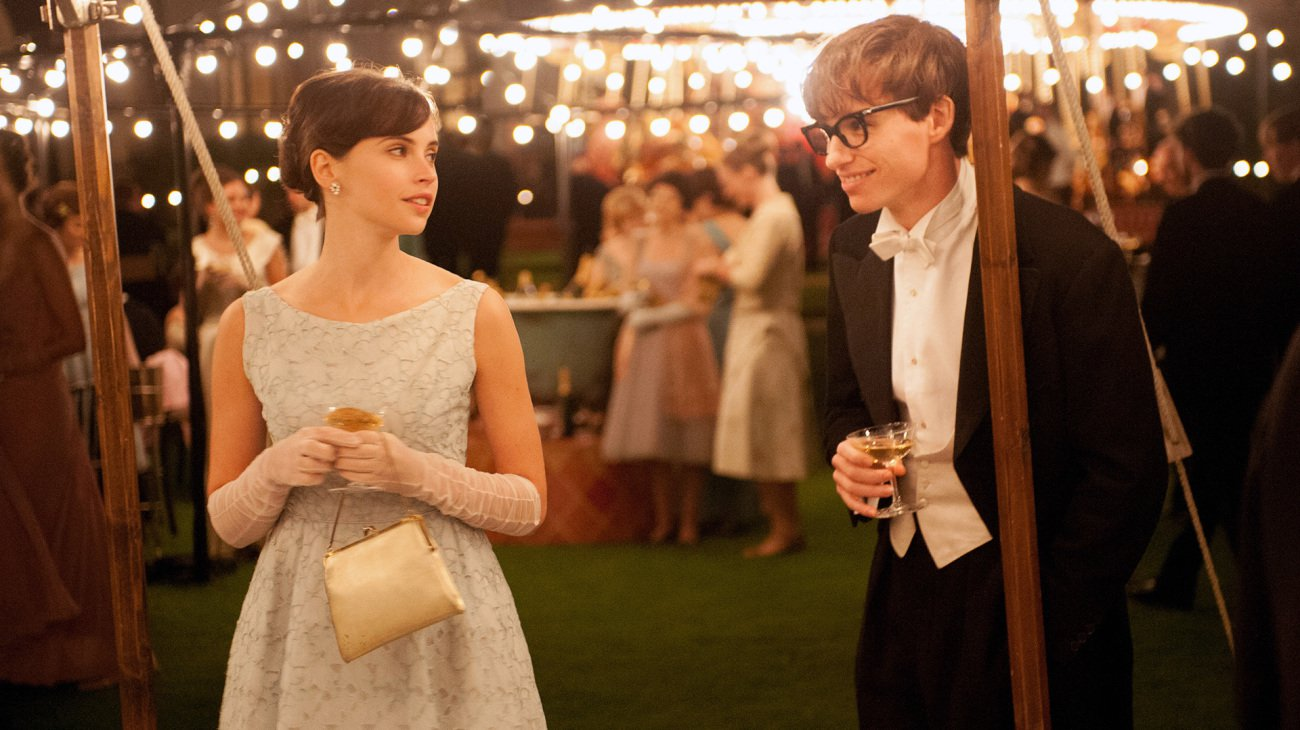 The Theory of Everything backdrop