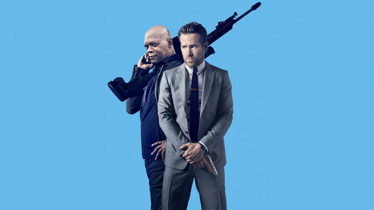 The Hitman's Bodyguard backdrop