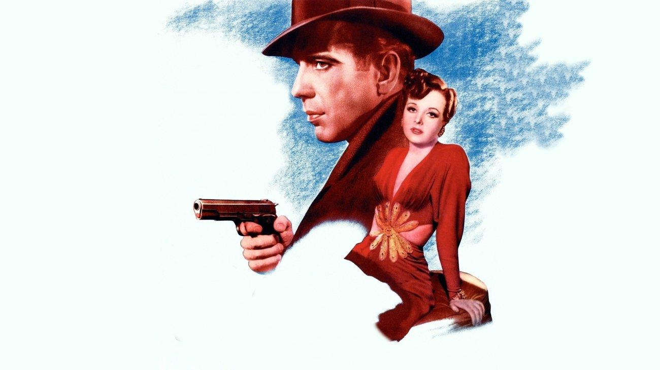 The Maltese Falcon backdrop