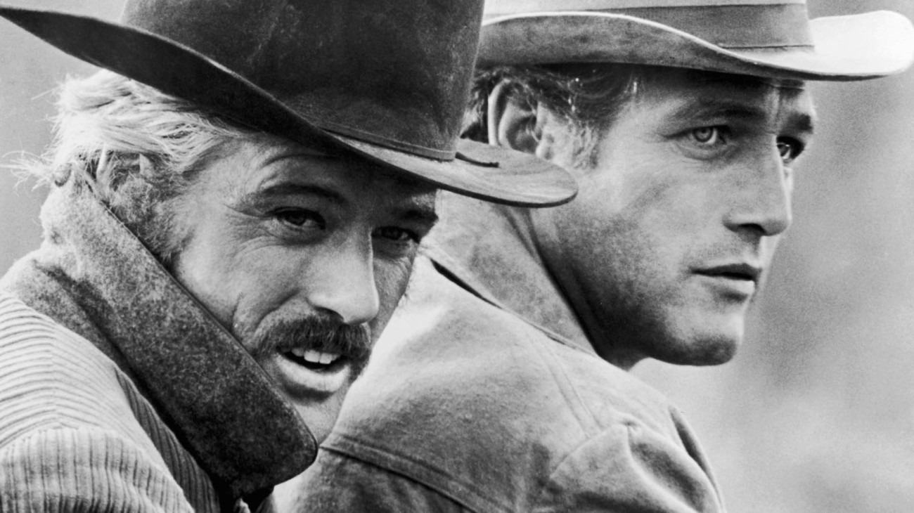 Butch Cassidy and the Sundance Kid backdrop