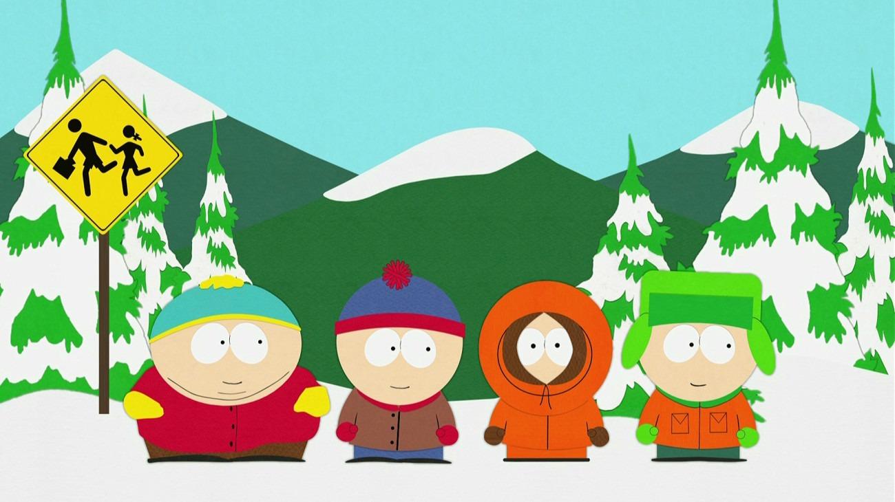 South Park: Bigger, Longer & Uncut backdrop