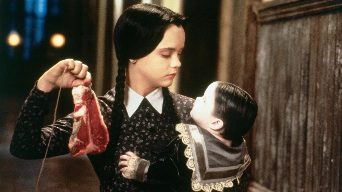 Addams Family Values backdrop