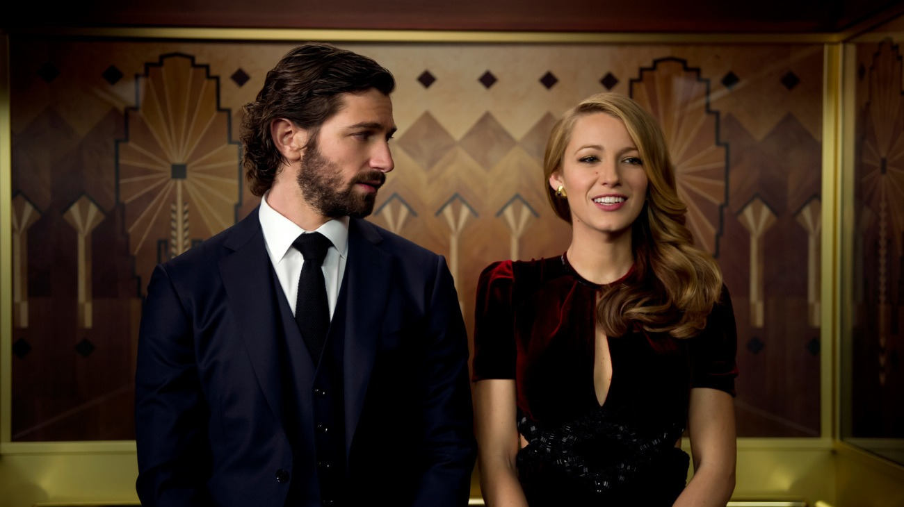 The Age of Adaline backdrop