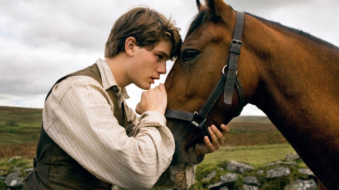 War Horse backdrop