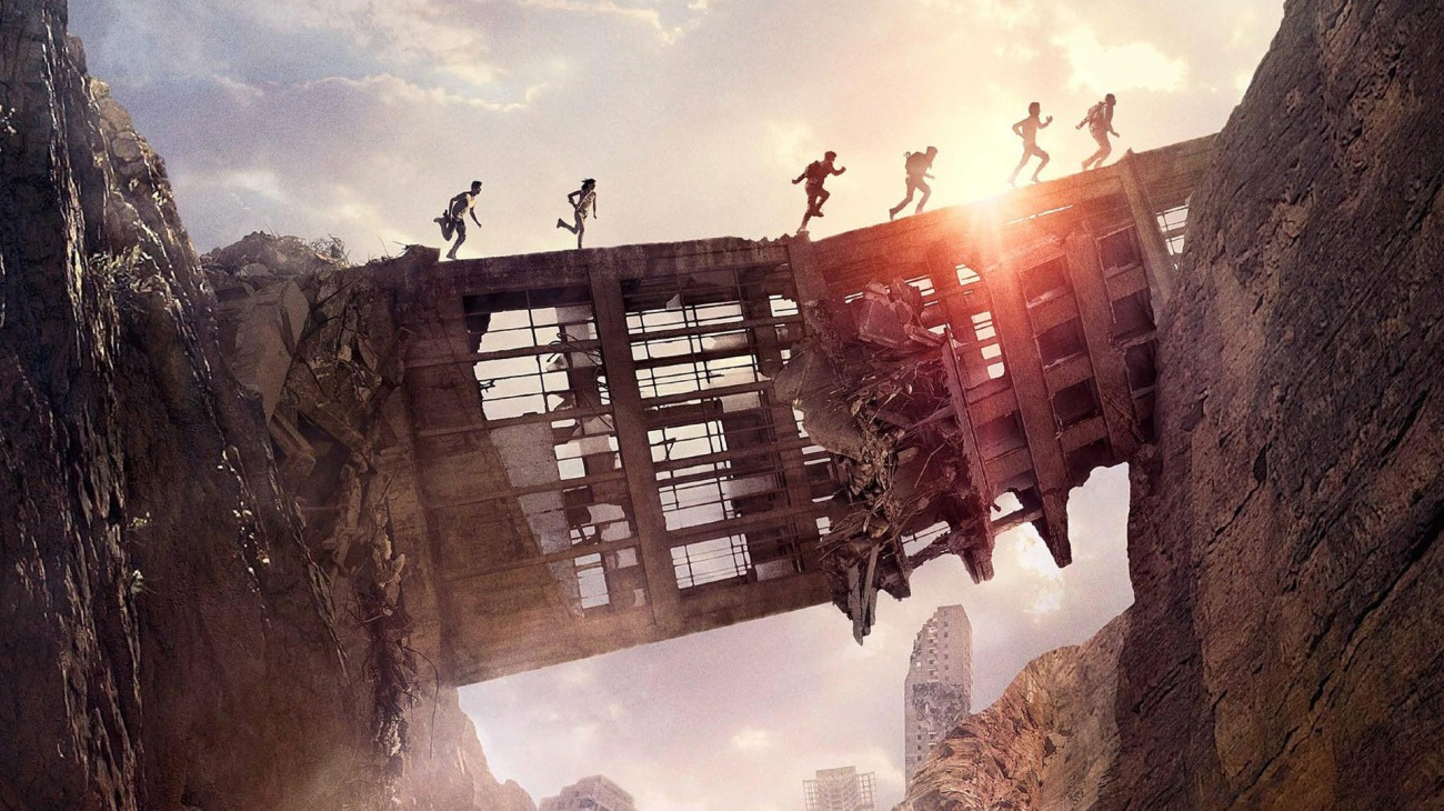 Maze Runner: The Scorch Trials backdrop