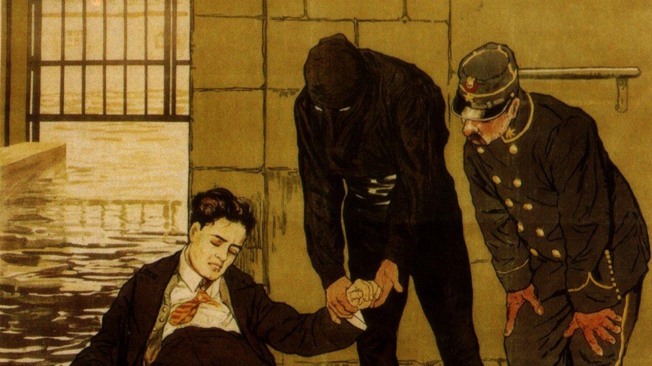 Fantômas 3: The Murderous Corpse backdrop