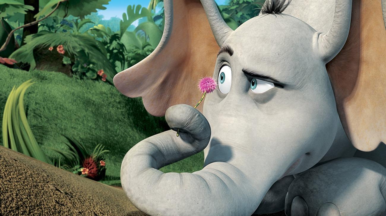 Horton Hears a Who! backdrop