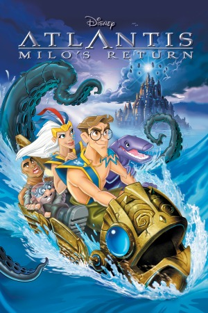 Atlantis: Milo's Return poster