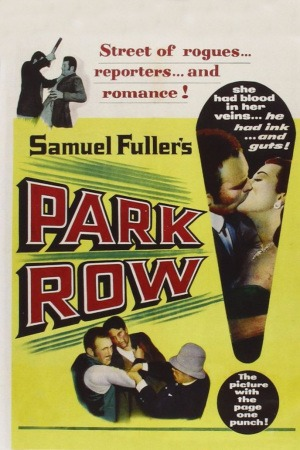 Park Row poster