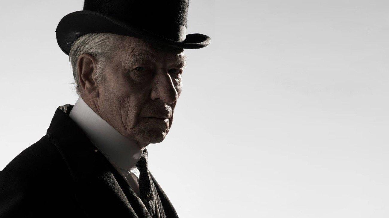 Mr. Holmes backdrop
