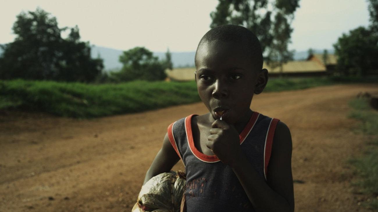 Kinyarwanda backdrop