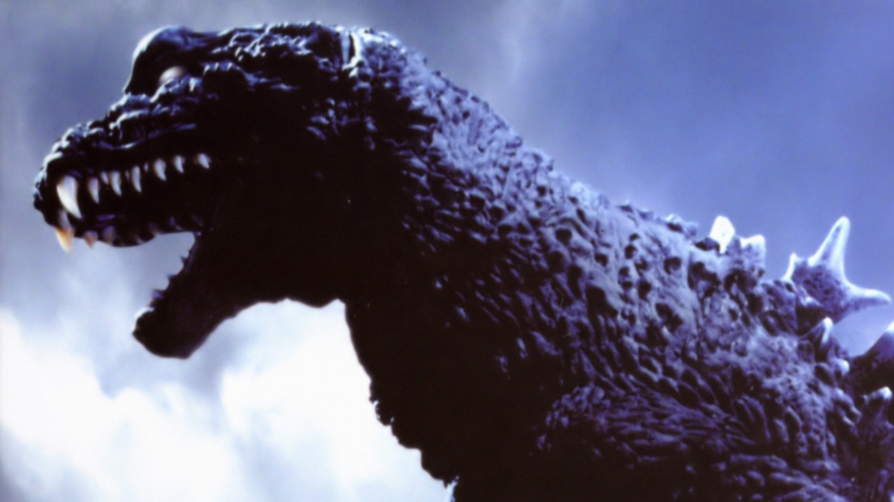 Godzilla, Mothra, King Ghidorah: Giant Monsters All-Out Attack backdrop