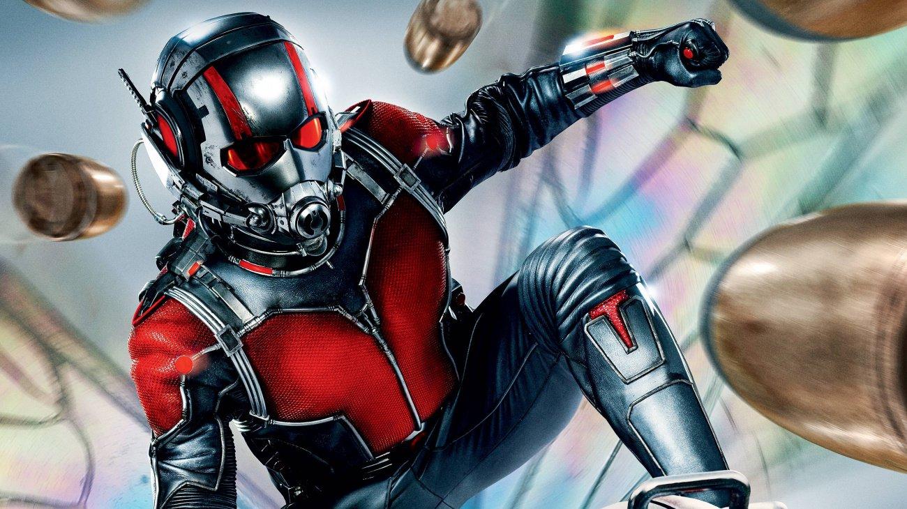 Ant-Man backdrop