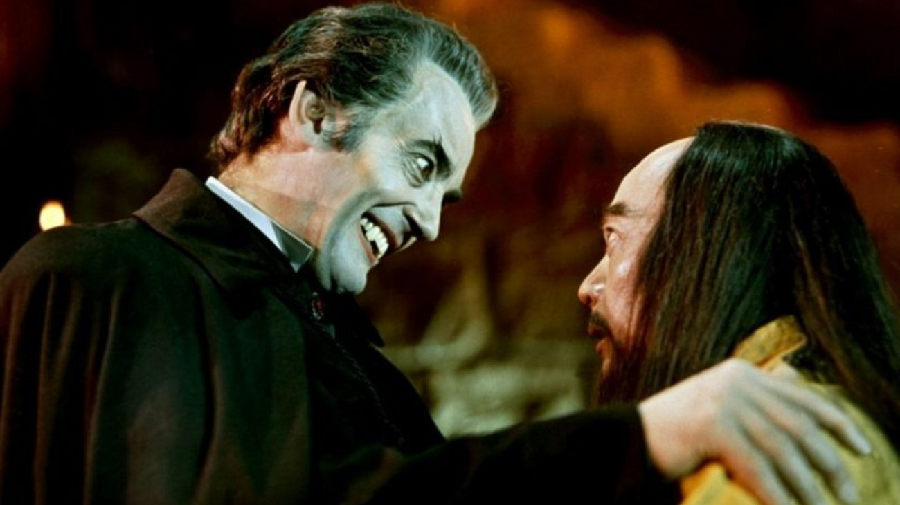 The Legend of the 7 Golden Vampires backdrop