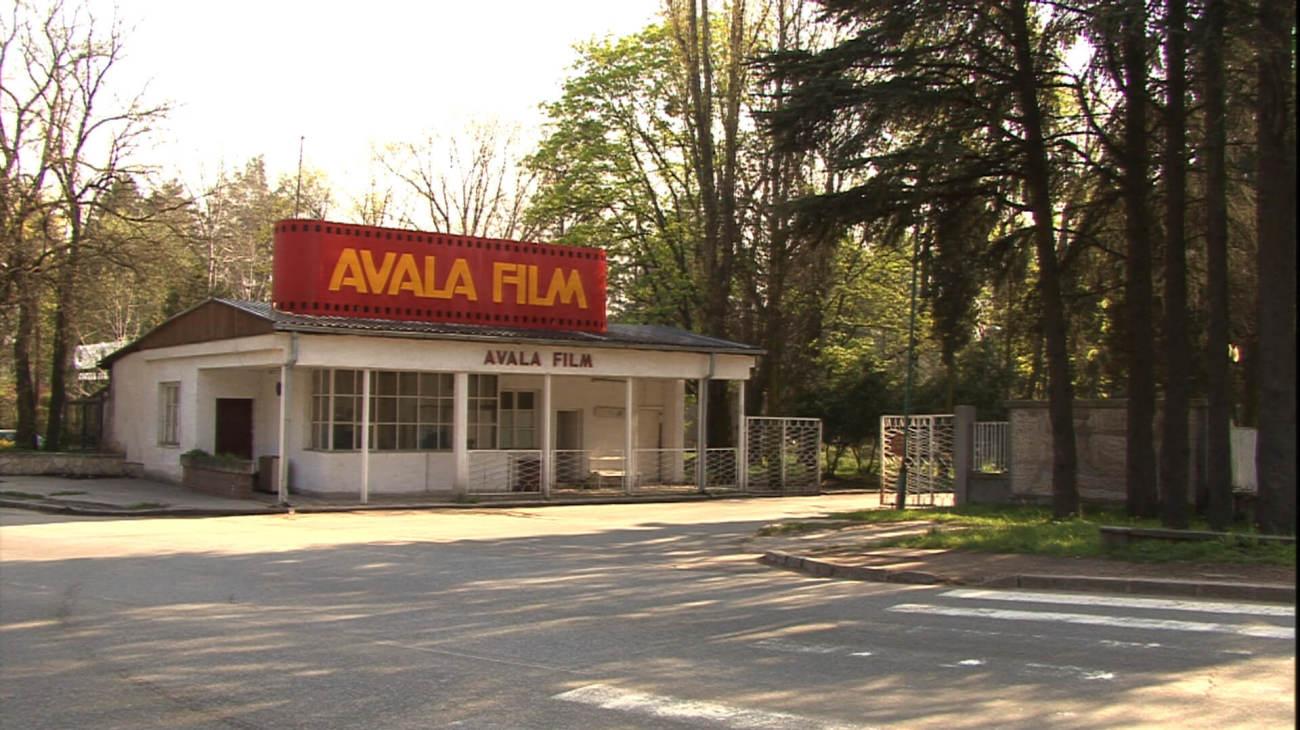 Cinema Komunisto backdrop