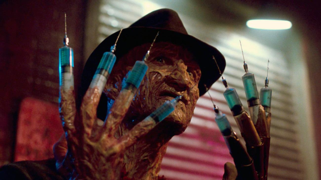 A Nightmare on Elm Street 3: Dream Warriors backdrop