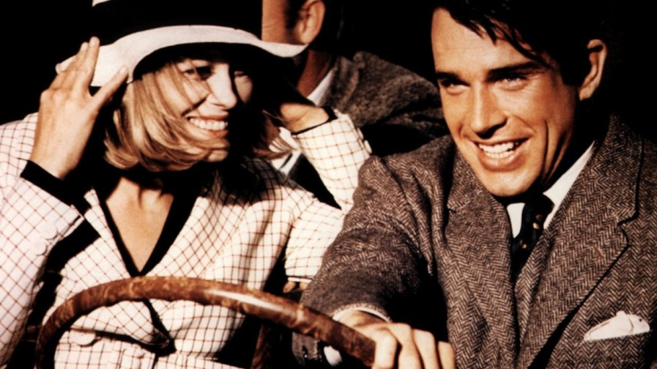 Bonnie and Clyde backdrop