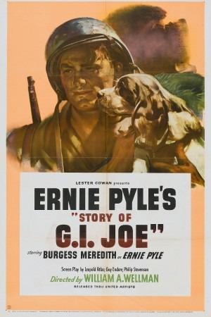 The Story of G.I. Joe poster