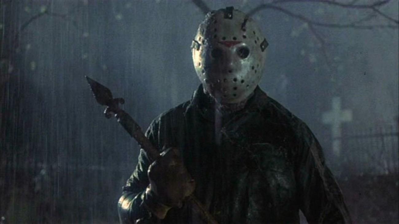 Friday the 13th, Part VI: Jason Lives backdrop