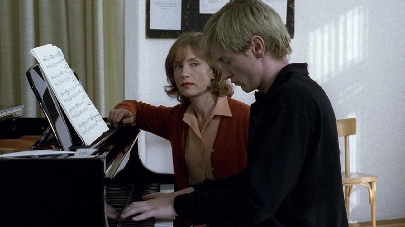The Piano Teacher backdrop