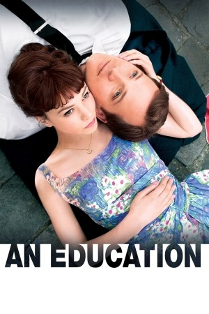 An Education poster