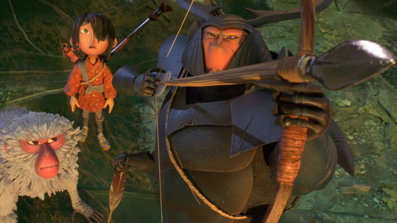 Kubo and the Two Strings backdrop