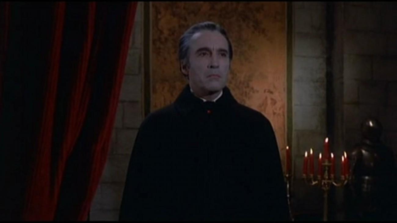 Scars of Dracula backdrop
