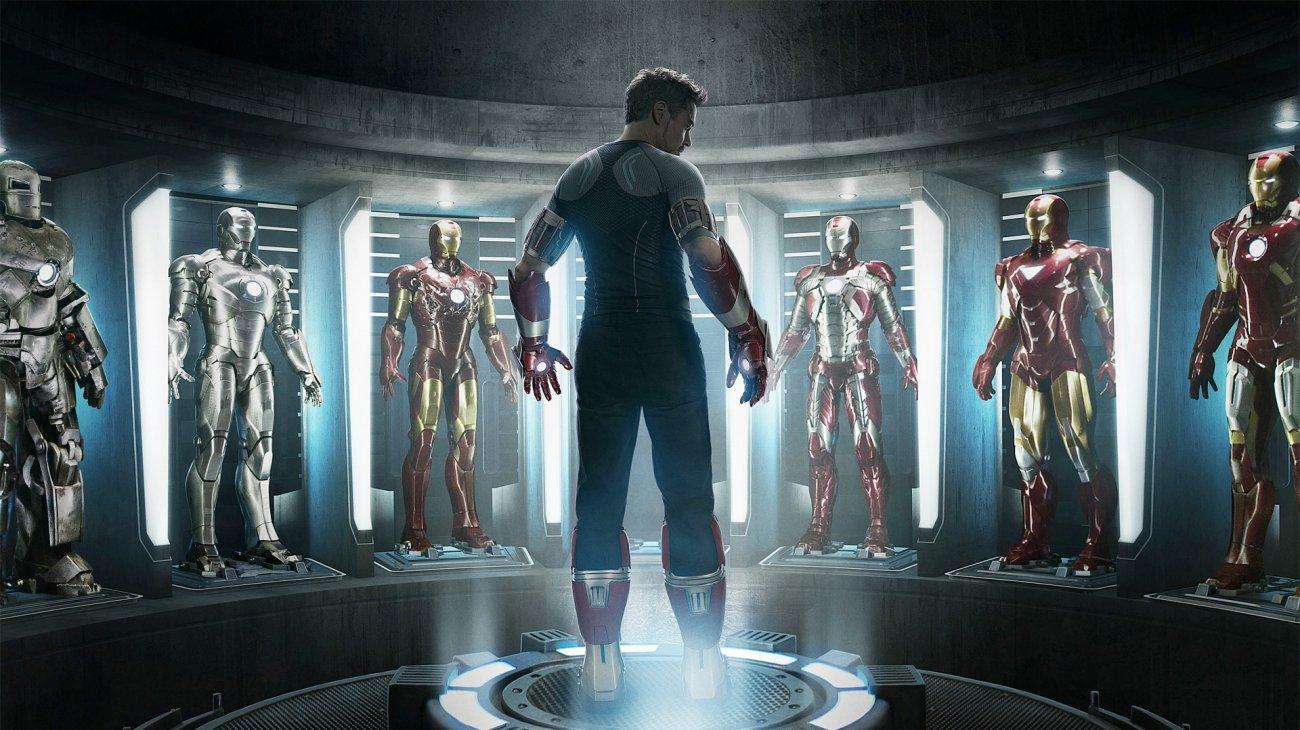 Iron Man 3 backdrop