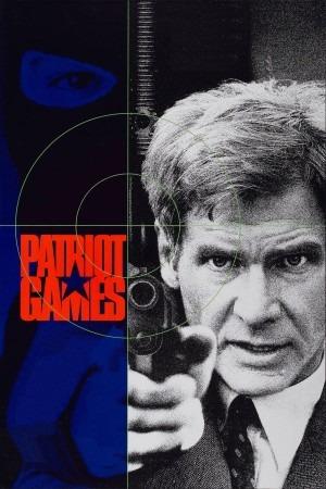 Patriot Games poster