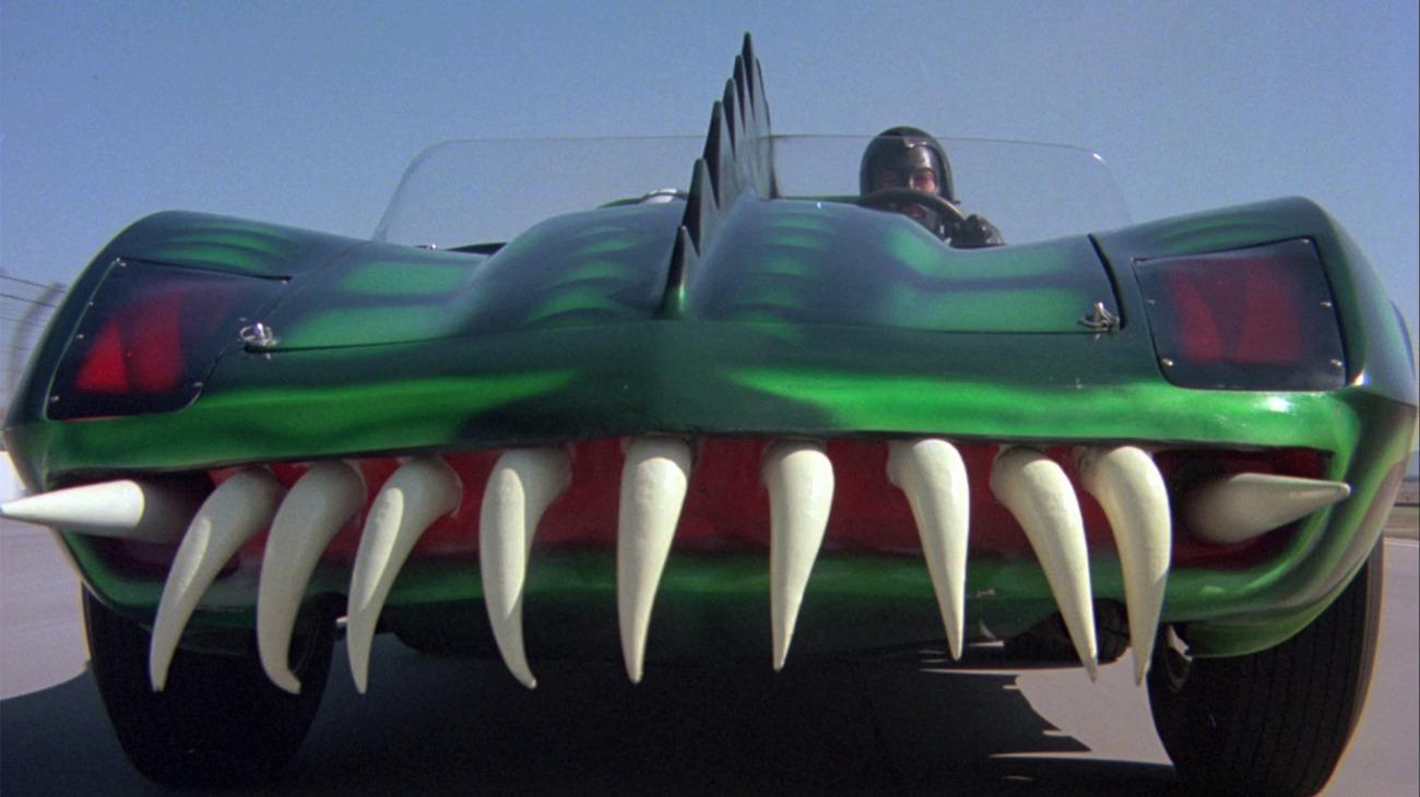 Death Race 2000 backdrop