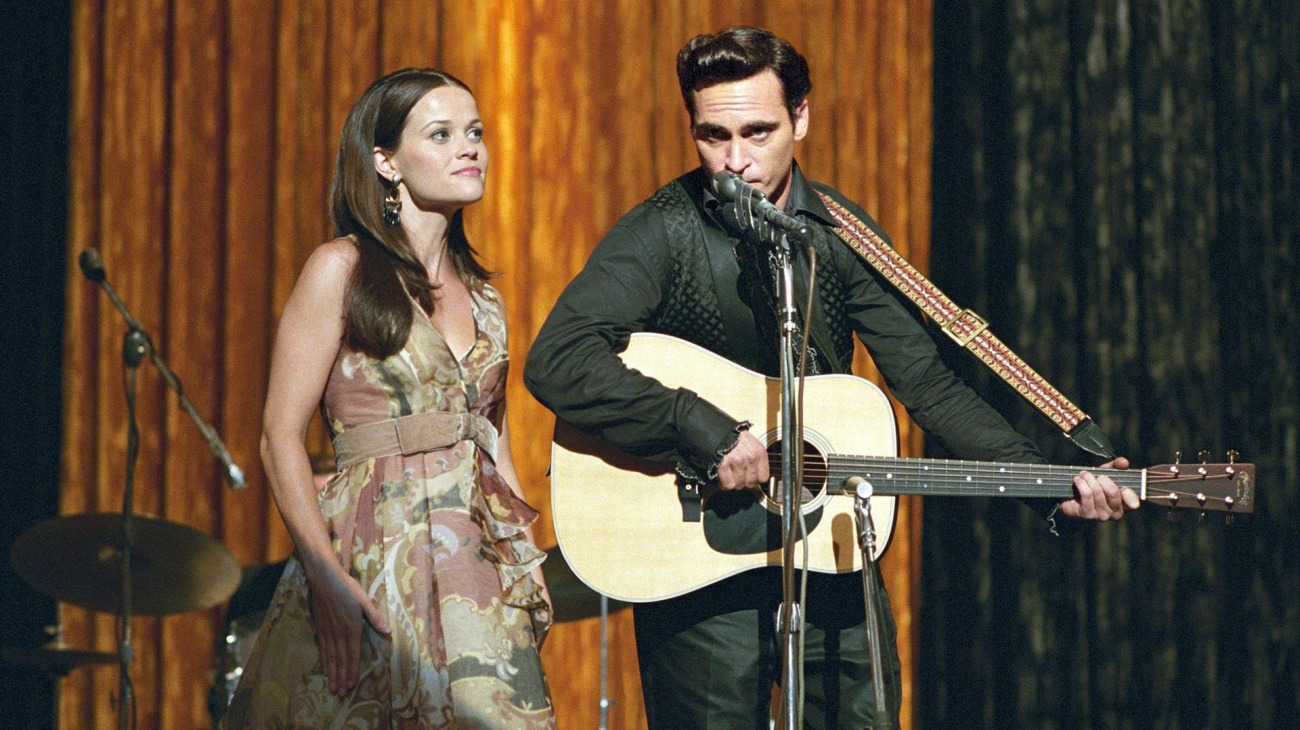 Walk the Line backdrop