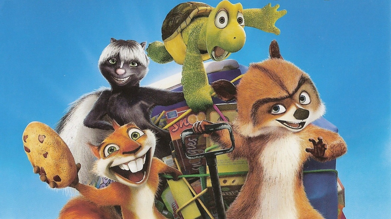 Over The Hedge Movie Review Alternate Ending