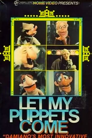 Let My Puppets Come poster