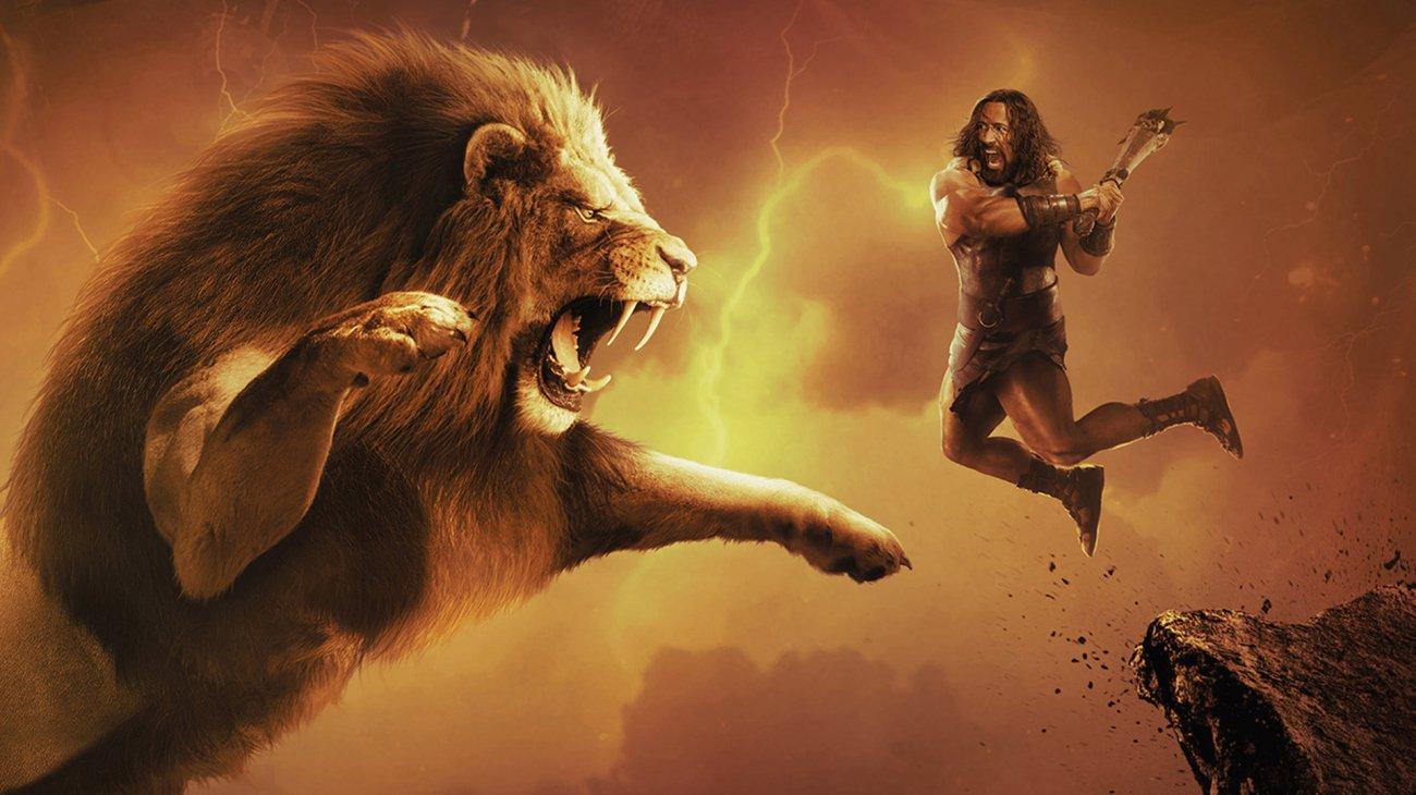 Hercules backdrop