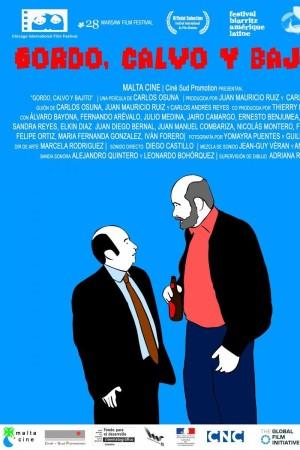 Fat, Bald, Short Man poster